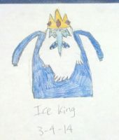 Adventure Time: Ice King by Bowser14456