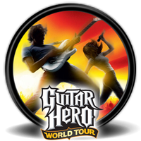 Guitar Hero: World Tour - Icon by Blagoicons