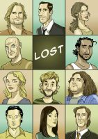 I Miss Lost by sheilalala