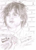 Billie Joe.. by Axelroxsox