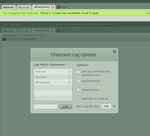 dAmn Chatroom Log by janvanlysebettens