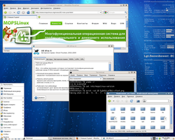 m70b1-xfce4-clearlooks by n-k-man