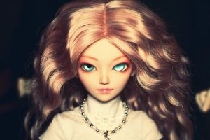 A new face by nathalye