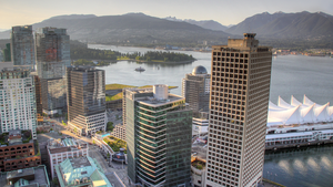 Downtown Vancouver by grant-erb