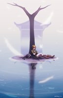 Water Temple by whispwill