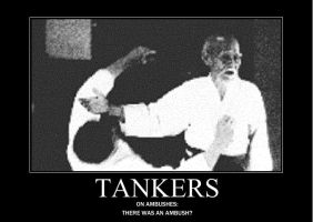 Tankers on Ambushes by Thrythlind