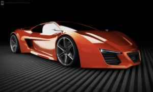 Audi 2011 concept by wizzoo7
