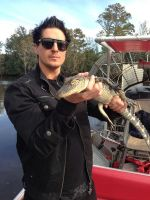 zak and the alligator by MJandGhostAdventures