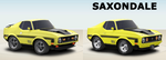 Saxondale Mustang Car Town mod by Ripplin