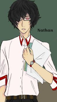 Nathan by iAryvn