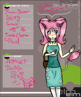 PGA: Kawaii Bennet *UPDATED* by Tess-Is-Epic