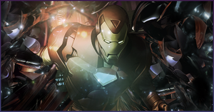 Release Iron Man by isma92