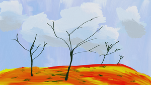 Bare Branches by rayna23