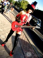 Rock in the streets by Ecoht