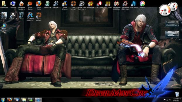 My DMC4 wallpaper by lord-shadows
