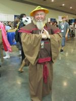 Uncle Iroh by LaceyAlaynna
