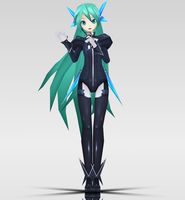 -MMD- PjD Plugin Miku DOWNLOAD by KasugaKaoru
