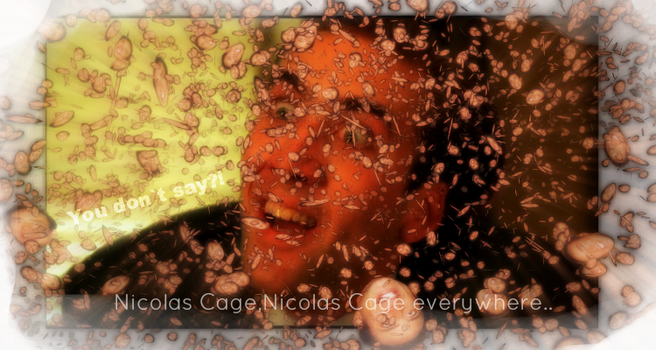 Nicolas Cage MME DL by Rozelia