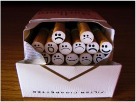 Do not smoke, please by MaddyPhotos