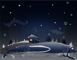 winter dream by homeart