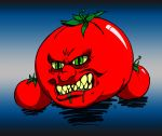 Killer Tomato by WhatProductions