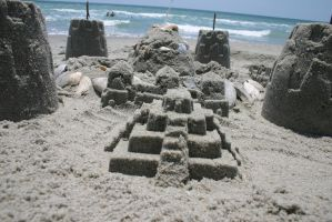 Sand Castle 0003 by poeticthnkr