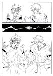 Dan Kuso and Rin Okumura Page 1 by obsessionfodder