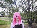 Lucy/Nyu Cosplay by LavenderBaby