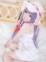 Patchouli Knowledge cosplay #18 by Shiizuku