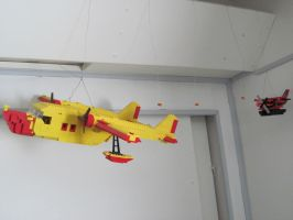 Lego Talespin L-16 CT-37 by Deorse
