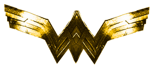 Wonder Woman logo (Dawn of Justice) by Alexbadass