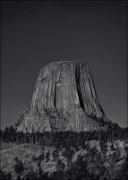 Devil's Tower by AForAdultery