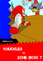 Sonic and Knuckles - Sekai by Irengard