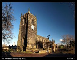 All Hallows Almondbury rld 01 by richardldixon
