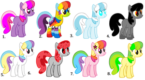 Mlp Fim:Adoptable,read the description! by cottoncloudyfilly
