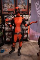 Deadpool by QueenSheba24