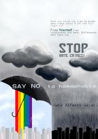 Hate affects us all by oastraeo