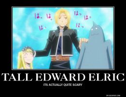 Tall Edward Elric by AlphaMoxley95
