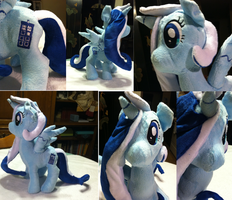 Princess of Time Plush by Prince-Fenick