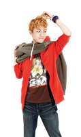Key (SHINee) PNG [Render] by WooJiHee