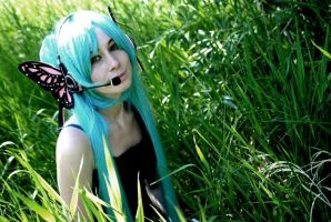 Magnet Miku Hatsune by kennyfrikkindied