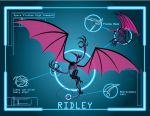 Metroid: RIDLEY by Samolo