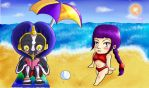 Bleach: Beach Party by mayuri-madness-fc