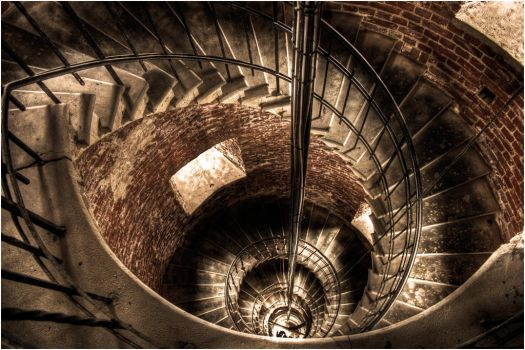 Downwards by Patual
