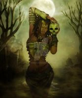 The swamp witch by Erynn83