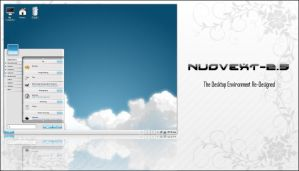 NuoveXT2.5 Theme - KDE by Falco101