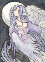 Goddess Iolite watercolors FIN by aichan25