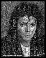 MJ: 1958 - 2009 by diegokman