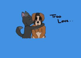 Troo Love by DeerKat