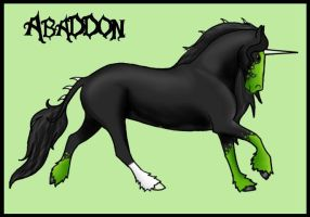 Abaddon by DancingDragonStables